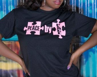 Peace by Piece Tshirt