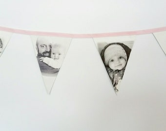 Photo Bunting for special memories