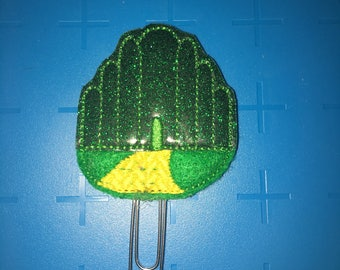 Yellow Brick Road Planner Clip