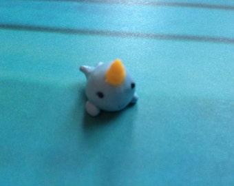 Cute Narwhal Miniature