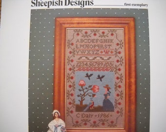 Anonymous Women Sampler - Sheepish Designs-NLA!