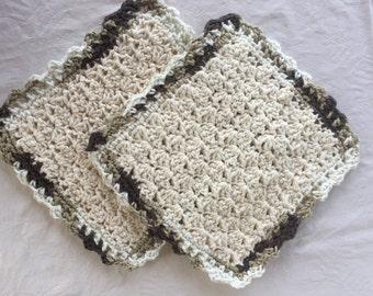 Eco-Friendly dish cloths