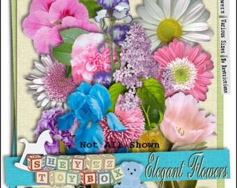 Elegant Flowers Volume II by sheyzz toybox
