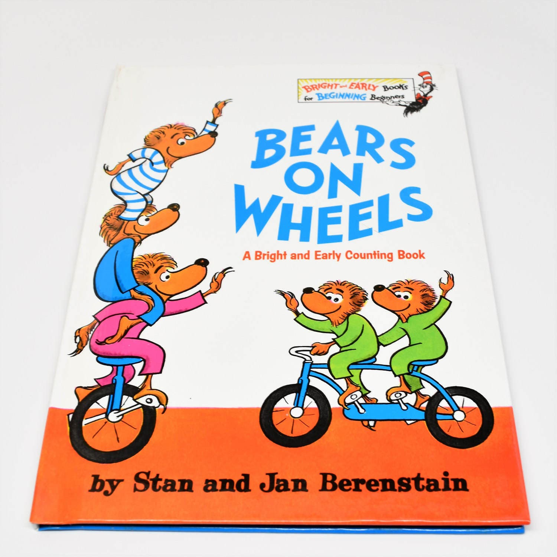 berenstain bears on wheels book. Black Bedroom Furniture Sets. Home Design Ideas