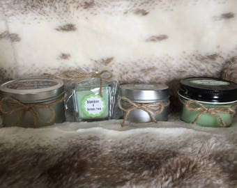 Bamboo & Green Tea Candle