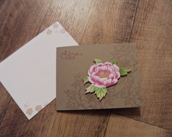 Card dear friend