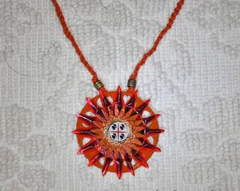 Medallion with the four Moors. Sardinia