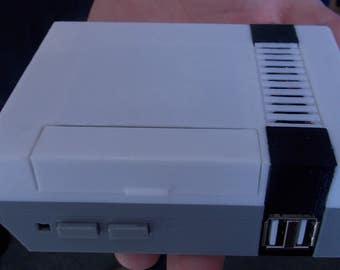 Raspberry pi 3 Mini nes case