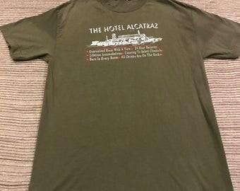 Vintage Hotel Alcatraz Shirt