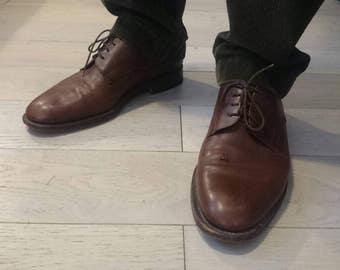 Cerruti shoes leather vintage