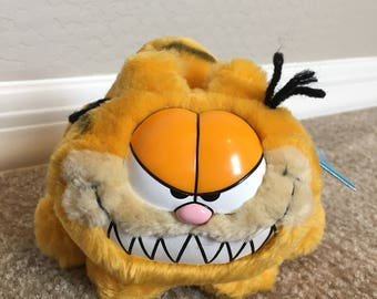 Vintage Garfield Grrr Ready to Pounce!