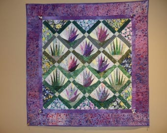 Flowers for Sale Quilt