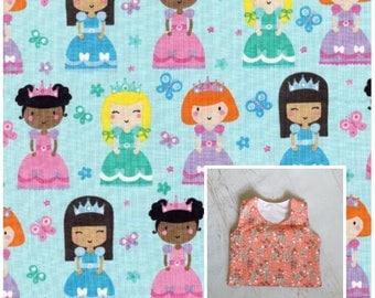 Cooling Vest for Children - Girls Princess Cooling Vest - Ice Pack Vest - Beat the Heat - Body Temperature Regulating Clothing