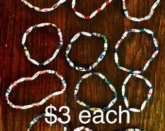 bead braclets