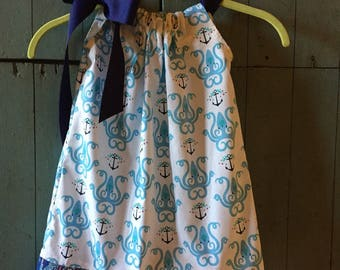 Pillow Case Dress 2/3T