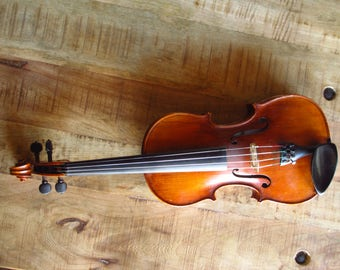 Luthier violin 4/4 size
