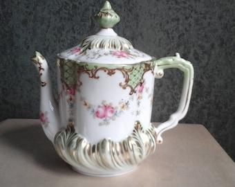 Vintage Nagoya Potteries Teapot / Rare NPSK Mark