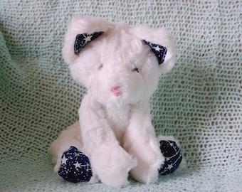 Galaxy- handmade kitty plush