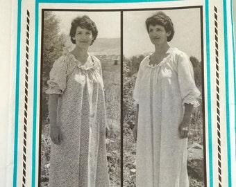 Vintage Woman's Chemise Pattern Unused