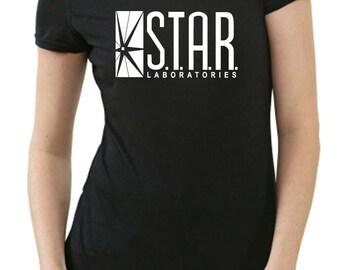 Star laboratories Labs ladies T-Shirt