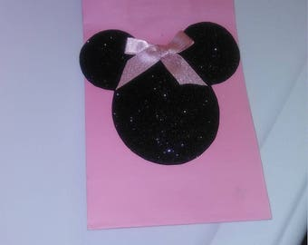 hand made mickey goodie bags