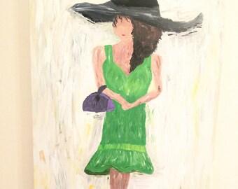 Fashion - Painting
