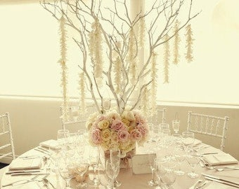 The flowers of mazanita tree design special -  wedding decor - party decor ....