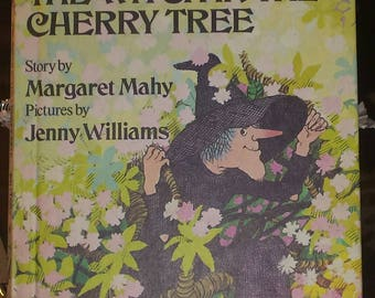 1974 The Witch In The Cherry Tree by Margaret Mahy
