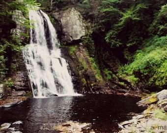 "8"" x 10"" Waterfall Photograph"