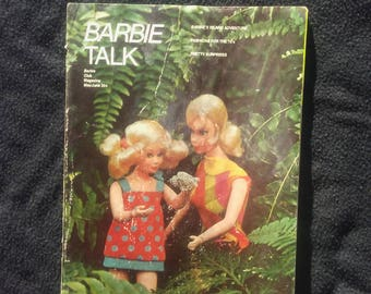 Barbie Talk Magazine  May / June  1970    Barbie Club  Magazine