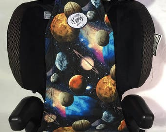 SPACE booster seat cover