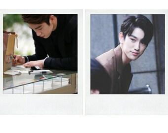 GOT7 JINYOUNG Boyfriend Material Polaroids
