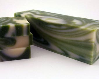 Cool Aloe Handmade Soap All Natural All organic