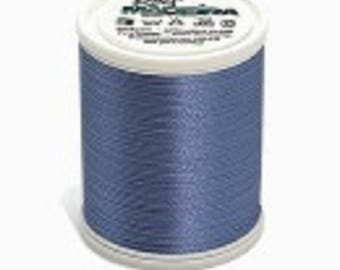 Madeira Machine Embroidery Rayon Thread 40 1000m - Baby Blue 1028