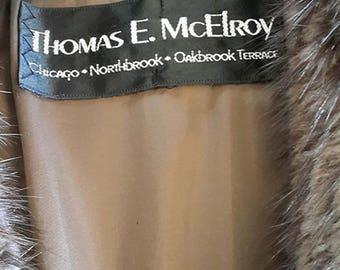 Exquisite Beaver Coat