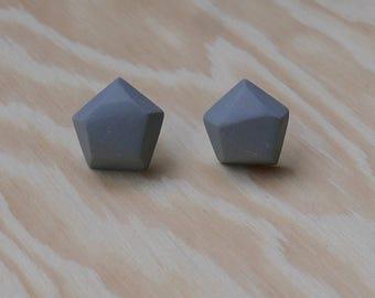 Diamond, ear stud
