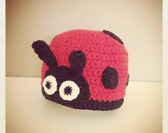 baby Ladybug Hat