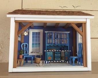 Beachfront Cottage Roombox