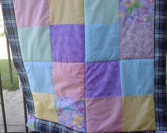 Toddler quilt