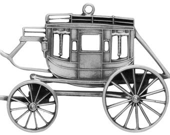 Concord Coach Ornament