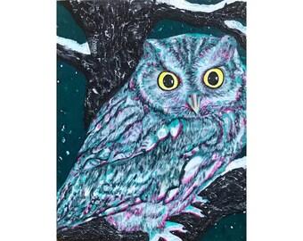 Flurry Owl