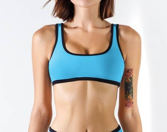 Two-sided Nifty Sport Top