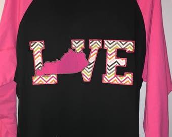 Kentucky Love Shirt