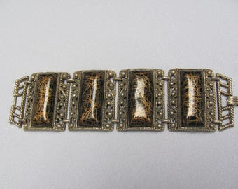 1950s Wide Bracelet