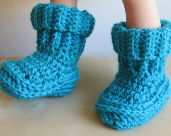 Baby booties for 3 months