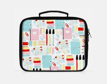 Cute Lunch Box, Teacher Gift, Teacher Appreciation Gift, Teacher Lunch Box, Cute Lunch Box, Lunch Box for Women, Gifts for Co Workers
