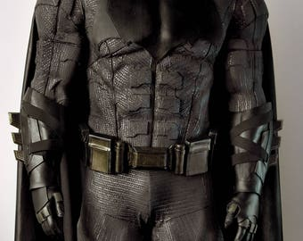 Batman Justice League suit costume
