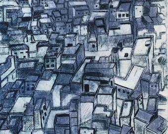 Jodhpur City View Limited Edition 4/6