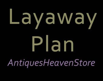 LAYAWAY Plan Available - AntiquesHeavenStore