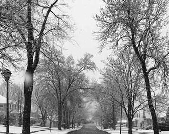 Sedentary street